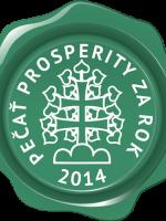 pecat-prosperity-za-rok-2014